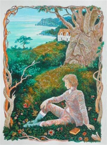 ArteFabula.com - The Nightingale and the Rose